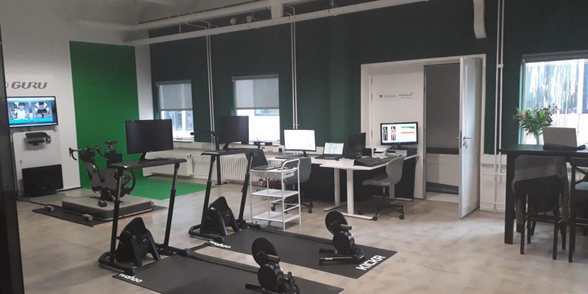 Nieuw lab geopend!